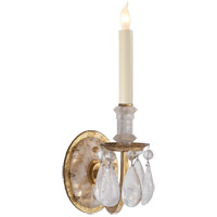 Visual Comfort TOB2235GI Thomas Obrien Elizabeth 1 Light 5 inch Gilded Iron Decorative Wall Light