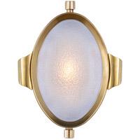 Visual Comfort TOB2261HAB-FG Thomas OBrien Patrick 6 inch 60 watt Hand-Rubbed Antique Brass Swing-Arm Wall Light