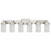 Visual Comfort TOB2317PN-CG Thomas OBrien Marais 6 Light 13 inch Polished Nickel Bath Wall Light