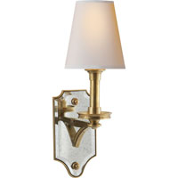 Thomas OBrien Verona 1 Light 6 inch Hand-Rubbed Antique Brass Decorative Wall Light