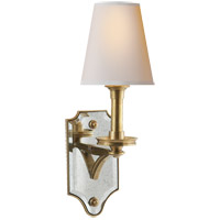 Visual Comfort TOB2330HAB-NP Thomas O'Brien Verona 1 Light 6 inch Hand-Rubbed Antique Brass Decorative Wall Light