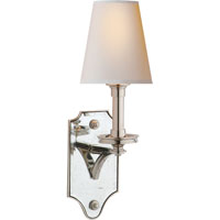 Thomas OBrien Verona 1 Light 6 inch Polished Nickel Decorative Wall Light
