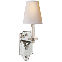 Visual Comfort TOB2330PN-NP Thomas O'Brien Verona 1 Light 6 inch Polished Nickel Decorative Wall Light