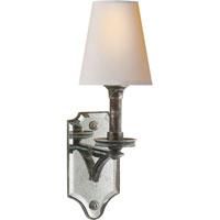 Visual Comfort TOB2330SN-NP Thomas OBrien Verona 1 Light 6 inch Sheffield Nickel Decorative Wall Light