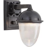 Visual Comfort TOB2405BZ-CG Thomas OBrien Garey 1 Light 7 inch Bronze Bath Wall Light