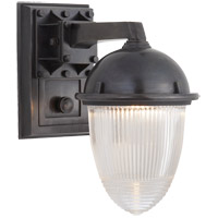 Visual Comfort TOB2405BZ-CG Thomas OBrien Garey 1 Light 7 inch Bronze Bath Wall Light