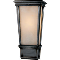 Visual Comfort Thomas OBrien Laurent 1 Light Bath Wall Light in Bronze with Wax TOB2702BZ-ALB