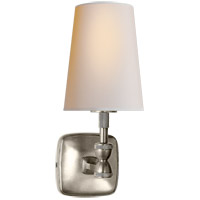 Visual Comfort TOB2732AN-NP Thomas OBrien Geary 1 Light 5 inch Antique Nickel Decorative Wall Light in (None)