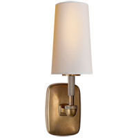 Visual Comfort TOB2733HAB-NP Thomas OBrien Geary 1 Light 4 inch Hand-Rubbed Antique Brass Decorative Wall Light in (None)