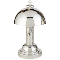Visual Comfort Thomas OBrien Totie 1 Light Task Table Lamp in Polished Nickel TOB3142PN