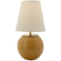 Visual Comfort TOB3623LH-PL Thomas OBrien Terri 16 inch 60 watt Light Honey Table Lamp Portable Light
