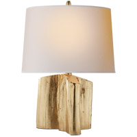 Visual Comfort TOB3734G-NP Thomas O'Brien Carmel 19 inch 75 watt Gild Table Lamp Portable Light