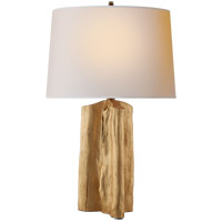 Visual Comfort TOB3735G-NP Thomas O'Brien Sierra 28 inch 100 watt Gild Table Lamp Portable Light