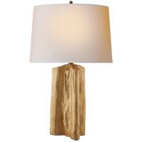 Visual Comfort TOB3735G-NP Thomas OBrien Sierra 28 inch 100 watt Gild Table Lamp Portable Light