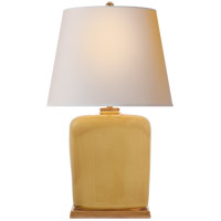Thomas OBrien Mimi 28 inch 60 watt Light Honey Table Lamp Portable Light, Thomas O''Brien, Natural Paper Shade