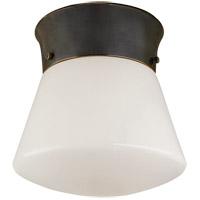 Visual Comfort TOB4000BZ Thomas OBrien Perry 1 Light 10 inch Bronze Flush Mount Ceiling Light
