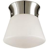 Visual Comfort TOB4000PN Thomas OBrien Perry 1 Light 10 inch Polished Nickel Flush Mount Ceiling Light