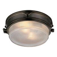 Visual Comfort TOB4206BZ-CG Thomas OBrien Garey 2 Light 11 inch Bronze Flush Mount Ceiling Light