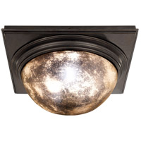 Visual Comfort TOB4221BZ-AM Thomas OBrien Venice 2 Light 18 inch Bronze Flush Mount Ceiling Light