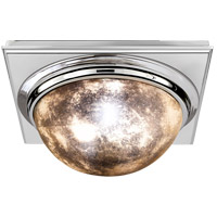 Visual Comfort TOB4221PN-AM Thomas OBrien Venice 2 Light 18 inch Polished Nickel Flush Mount Ceiling Light