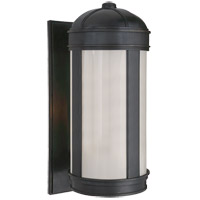 Visual Comfort Thomas OBrien Longacre 3 Light Outdoor Wall Lantern in Bronze with Wax TOBO2121BZ