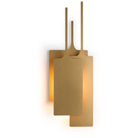 Vermont Modern 203310-1001 Stretch 1 Light 8 inch Gold ADA Sconce Wall Light