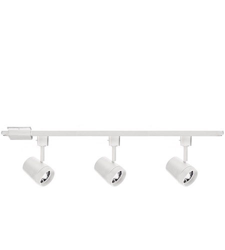 Wac H Track Lighting: WAC Lighting H-7011/3-930-WT Oculux 1 Light 120V White