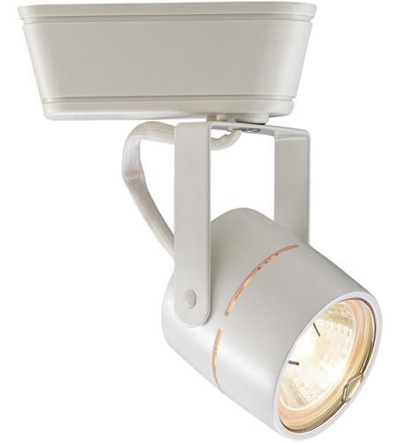 Wac Lighting Hht 809 Wt Ht 1 Light 120v White H Track Fixture Ceiling In 50