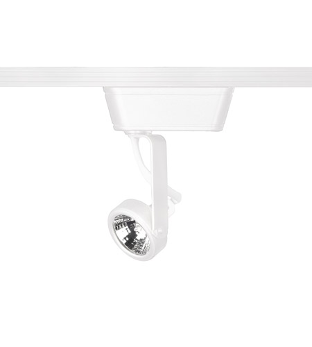 WAC Lighting LHT-180-WT Tyler 1 Light 120V White L Track Fixture Ceiling Light in 50 photo