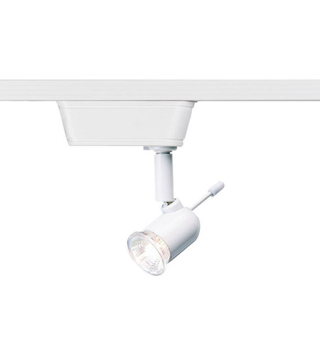 WAC Lighting LHT-816-WT 120V Track System 1 Light 12V White Low Voltage Directional Ceiling Light in 50, L Track photo