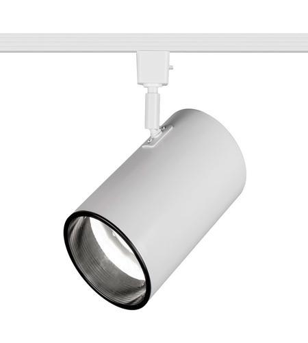 Wac Lighting Jtk 704 Wt Tk 1 Light 120v White J Track Fixture Ceiling