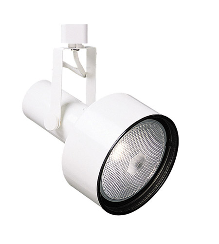 WAC Lighting J Series Line Volt Track Head in White JTK-705-WT photo