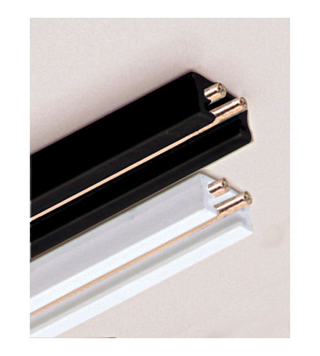WAC Lighting Linear 8 Foot Track in Black ST8-BK photo
