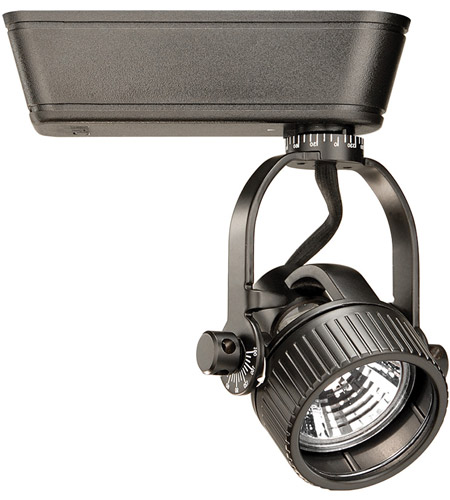 Wac H Track Lighting: WAC Lighting HHT-164L-BK H Track