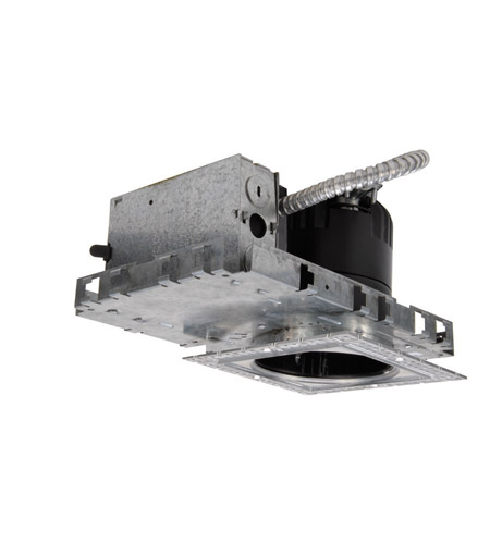Wac lighting hr led418 nic sqw recessed lighting led recessed wac lighting hr led418 nic sqw recessed lighting led recessed housing and socket in 3000k new construction square ic rated 1 ic rated aloadofball Choice Image