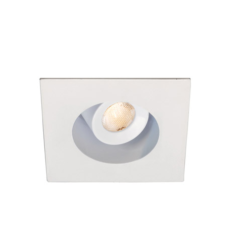 WAC Lighting HR-LED252E-C-WT Recessed Lighting LED White Recessed Housing and Trim in 4500K photo