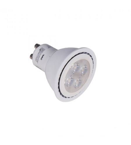 WAC Lighting GU10LED-BAB-WT Light Bulbs GU10 GU10 6.8 watt LED Bulb in White photo
