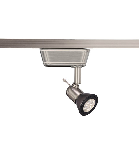 WAC Lighting LHT-816LED-BN 120V Track System 1 Light 12V Brushed Nickel Low Voltage Directional Ceiling Light in 8, L Track photo