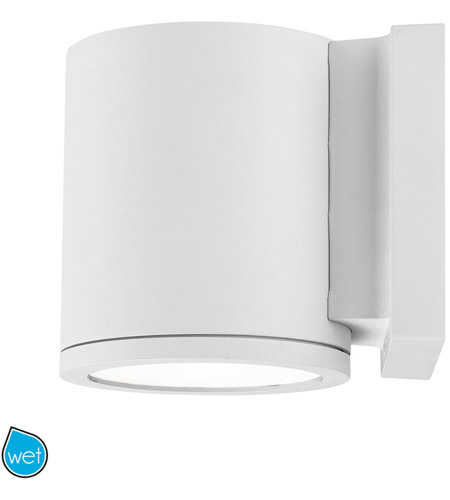 WAC Lighting WS-W2605-WT Outdoor Lighting 5 inch White Outdoor Wall Mount photo