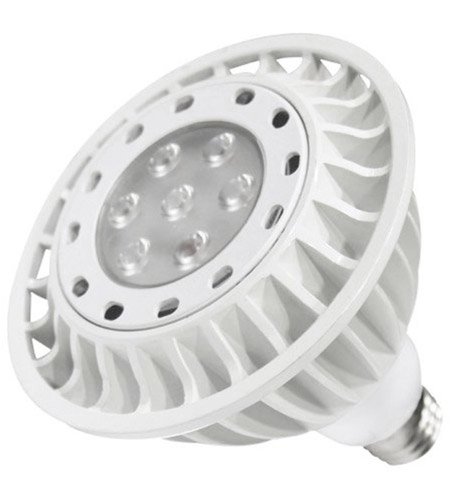 WAC Lighting PAR38LED-17N30-WT Light Bulbs LED LED PAR38 Med 17.8 watt 120V 3000K LED Bulb in White photo