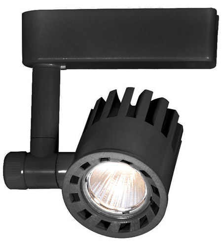 WAC Lighting H-LED20S-27-BK 120V Track System 1 Light 120V Black LEDme Directional Ceiling Light in 2700K, 85, 20 Degrees, H Track photo