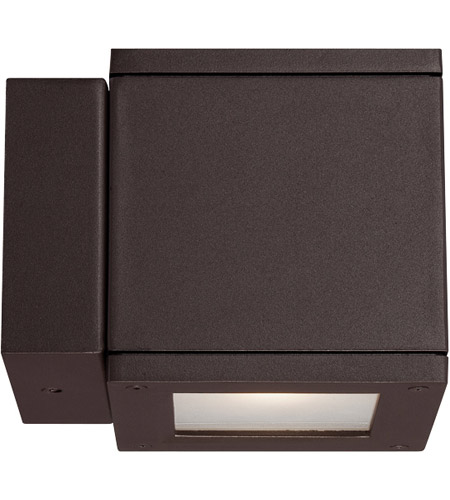 WAC Lighting WS-W2504-BZ Outdoor Lighting LED 5 inch Bronze Outdoor Wall Mount  sc 1 st  WAC Lighting & WAC Lighting WS-W2504-BZ Outdoor Lighting LED 5 inch Bronze Outdoor ...