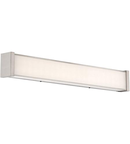 WAC Lighting WS-7322-CH Svelte LED 23 inch Chrome Vanity Light Wall ...