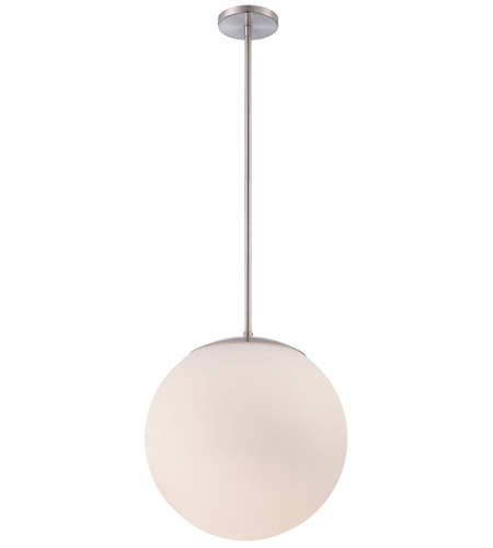 Wac lighting pd 52313 bn niveous led 14 inch brushed nickel pendant wac lighting pd 52313 bn niveous led 14 inch brushed nickel pendant ceiling light aloadofball Choice Image