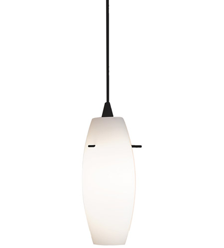 Contemporary Led 5 Inch Black Pendant Ceiling Light In 12 White L Track