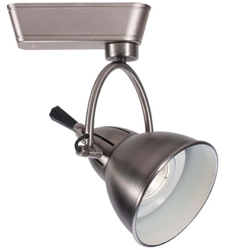 WAC Lighting J-LED710F-27-AN 120V Track System 1 Light Antique Nickel LEDme Directional Ceiling Light in 2700K, 32 Degrees, J Track photo