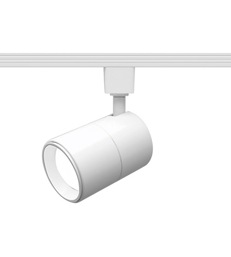 WAC Lighting L-LED202-30-WT Summit 1 Light 120V White Line Voltage Track Head Ceiling Light in L Track photo