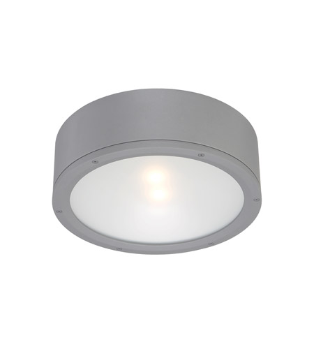 Graphite Tube Outdoor Ceiling Lights