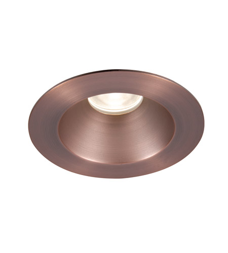 wac lighting hr3ledt218pn930cb tesla recessed lighting module copper bronze h. Black Bedroom Furniture Sets. Home Design Ideas
