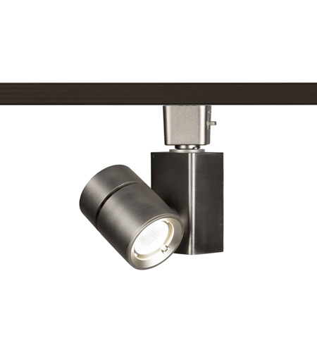 WAC Lighting L-1014N-827-BN 120V Track System 1 Light 120V Brushed Nickel LEDme Directional Ceiling Light in 2700K, 85, 20 Degrees, L Track photo